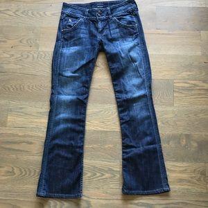 Mini Flare Hudson Jeans